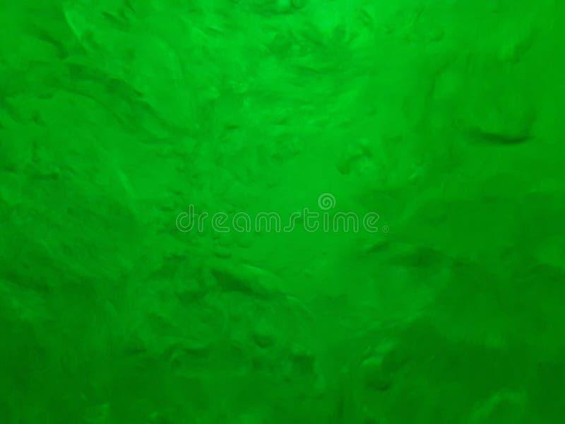 Πτώσεις νερού βρασίματος με τις σκιές πράσινου, σύσταση στοκ εικόνες με δικαίωμα ελεύθερης χρήσης