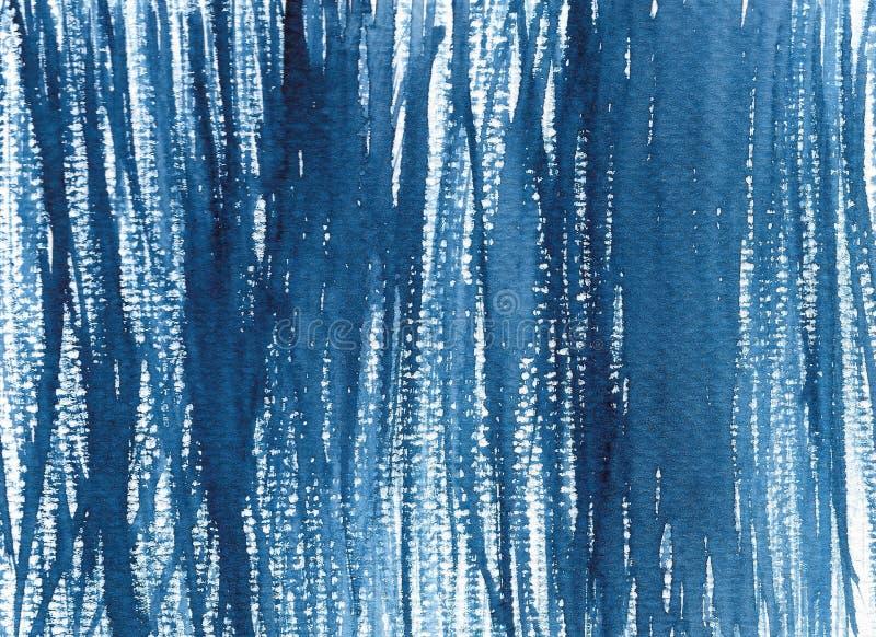 Абстрактная предпосылка текстуры акварели стоковое фото