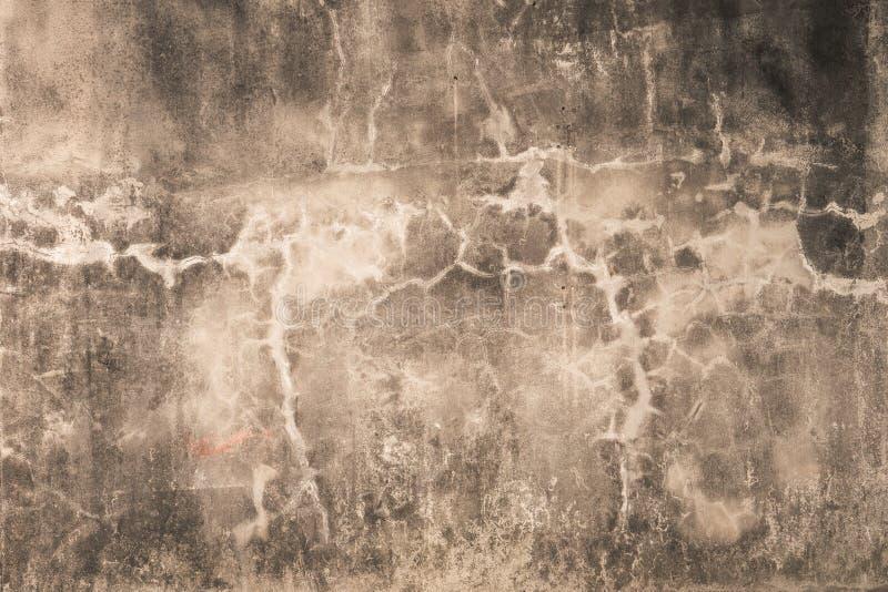 Абстрактная старая поверхность цемента для предпосылки, текстуры треснутой стены для дизайна стоковое изображение rf