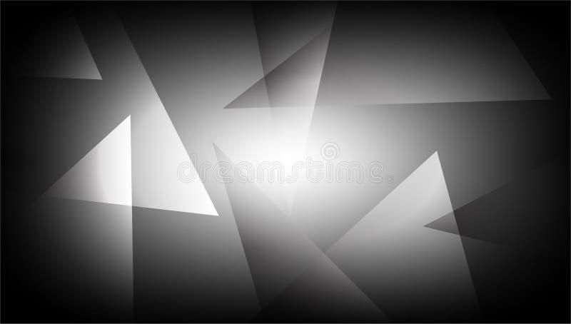 Абстрактной серой картина и блоки затеняемые предпосылкой striped в раскосных линиях с винтажной серой текстурой бесплатная иллюстрация