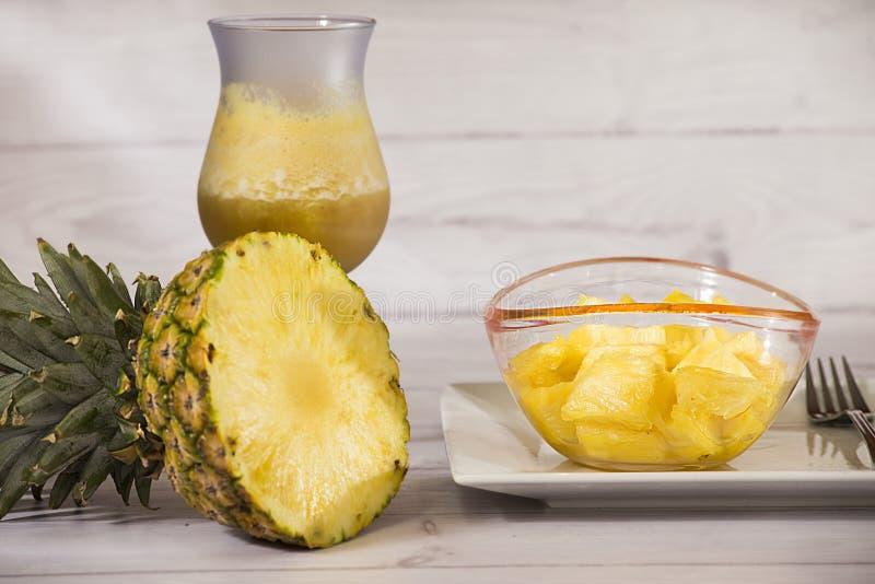 Ананас тропического плода от Южной Америки стоковое фото rf