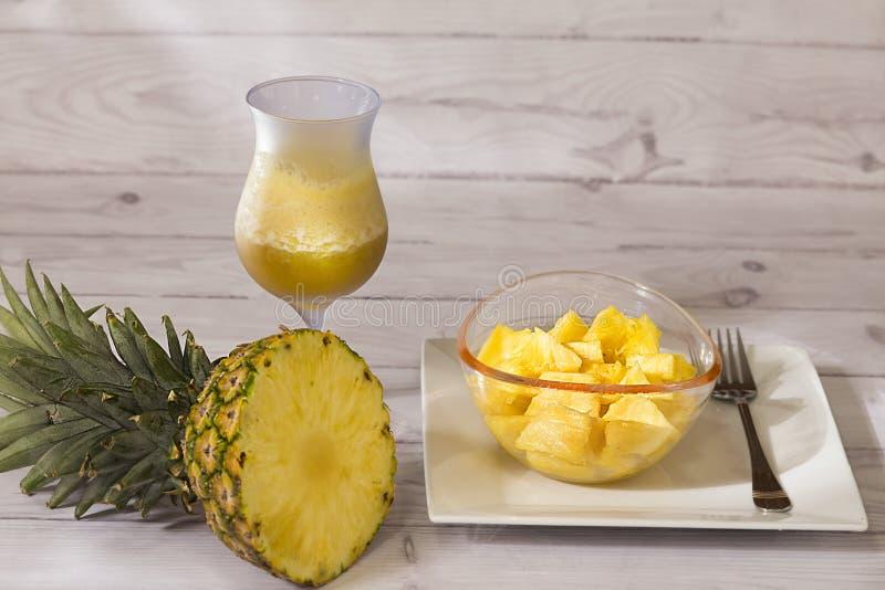 Ананас тропического плода от Южной Америки стоковое фото
