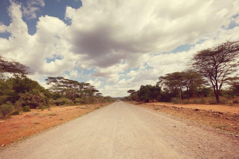 Африканская экспедиция стоковые фото