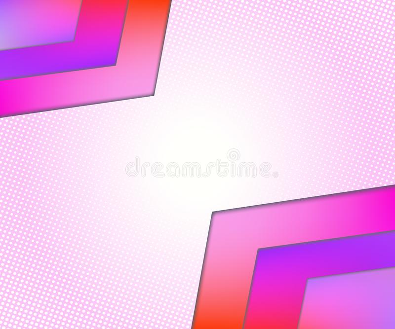 Аbstract background of color layers.Vector illustration. Space for text royalty free illustration