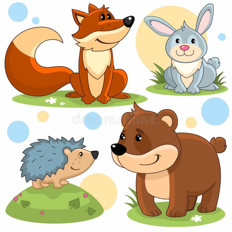 картинки лисы волка зайца медведя ежика творчестве добавляет изделию