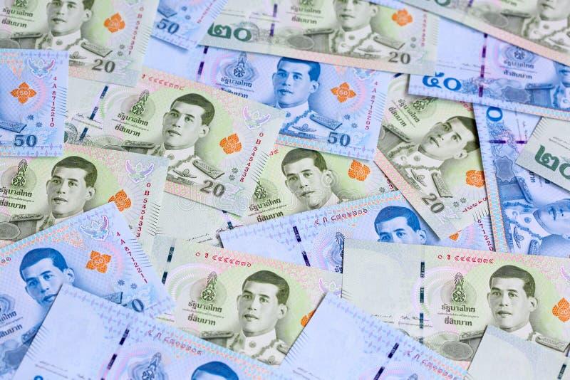 Банкноты Tailand стоковое фото