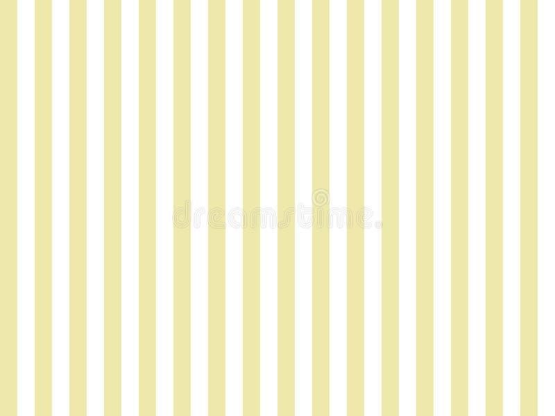 Безшовная геометрическая минималистская линия картина нашивки в цвете бледного золотого переключателя белом в вертикальных толсты иллюстрация вектора