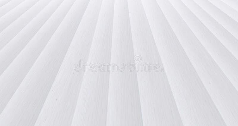 Белая деревянная предпосылка пола иллюстрация штока