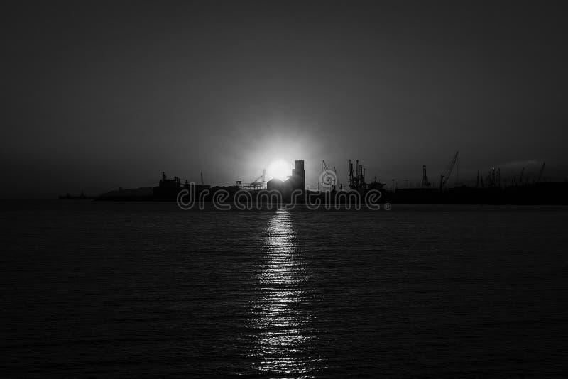 Большой восход солнца стоковые изображения rf