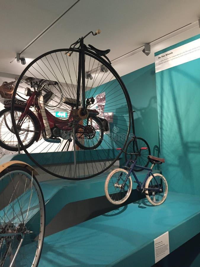 Велосипед Anciel стоковое фото rf