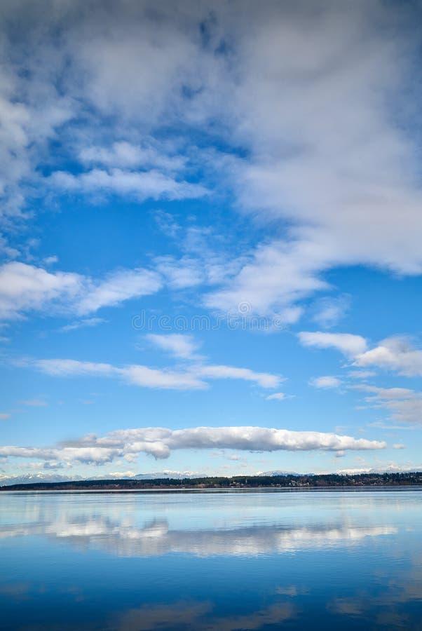 Вертел Blackie, залив границы стоковое изображение