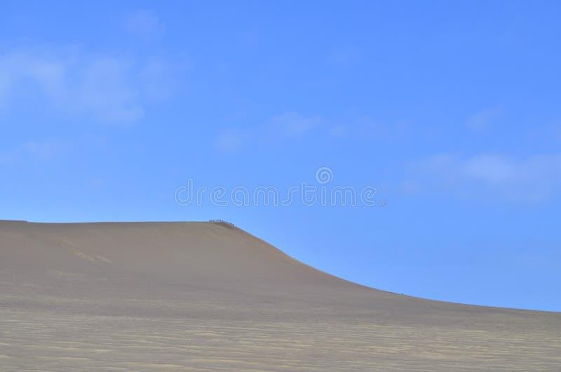 Взгляд пустыни в Южной Америке стоковое фото