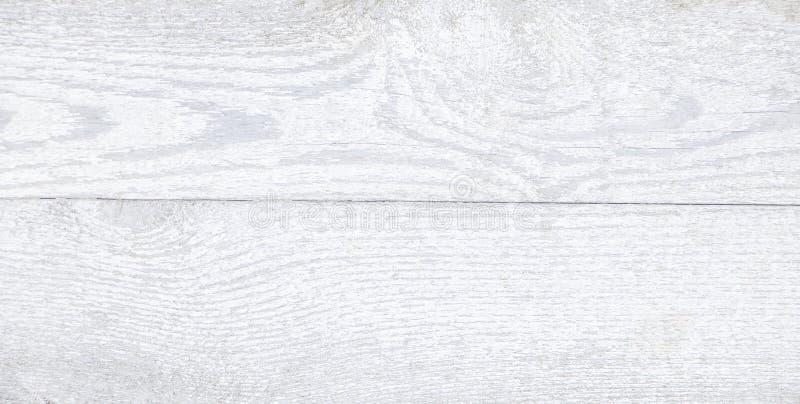 Винтажная деревенская старая белая деревянная предпосылка текстуры стоковые изображения
