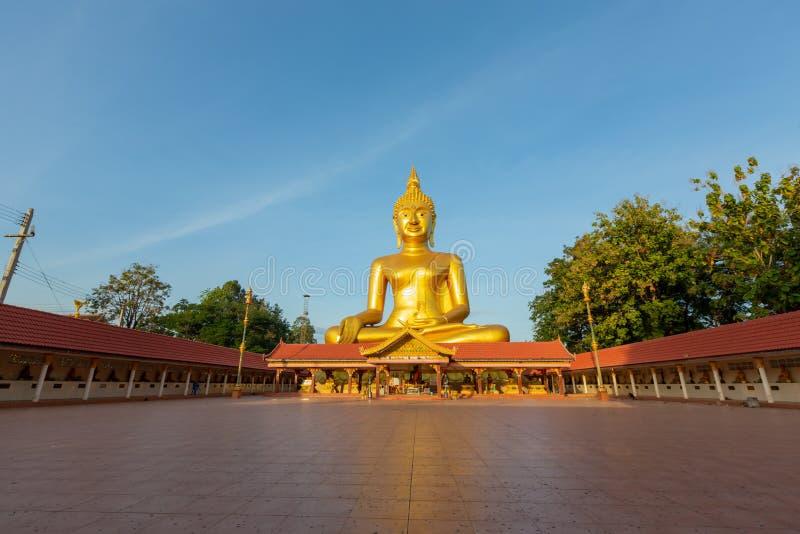 Висок Thew Prasat стоковая фотография rf