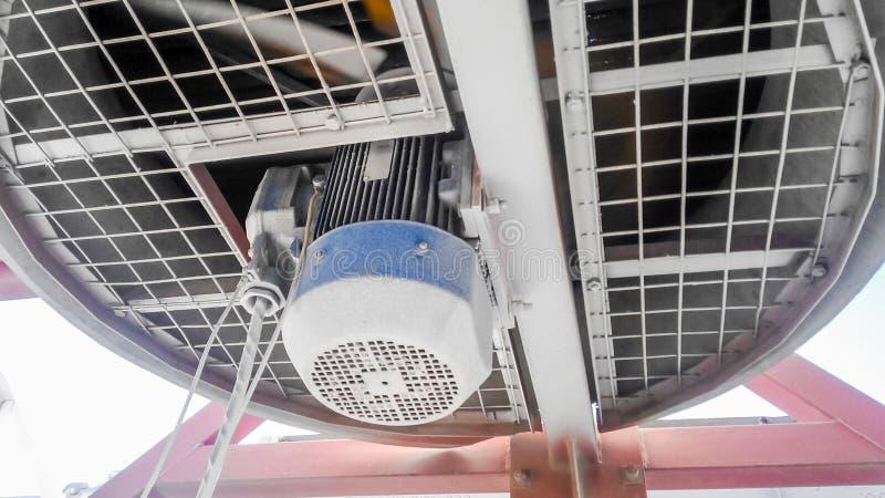 Воздушные охладители бензина стоковые фотографии rf