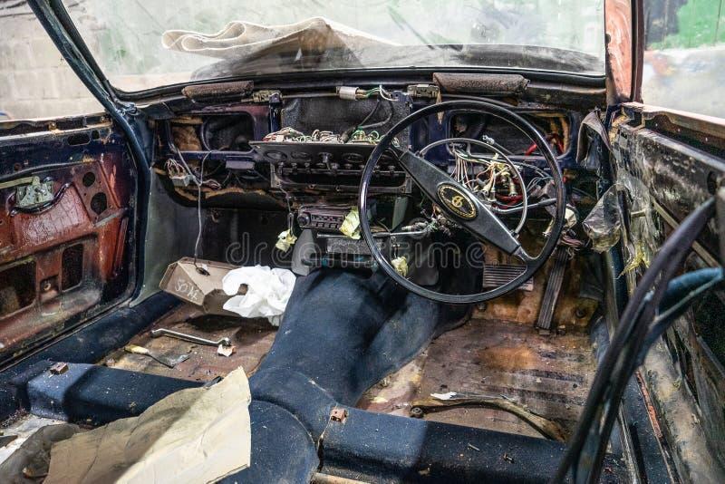 Восстановление Daimler стоковая фотография