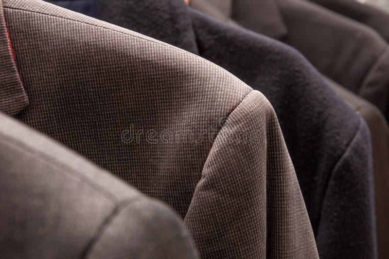 Группа в составе официальные куртки стоковые фотографии rf