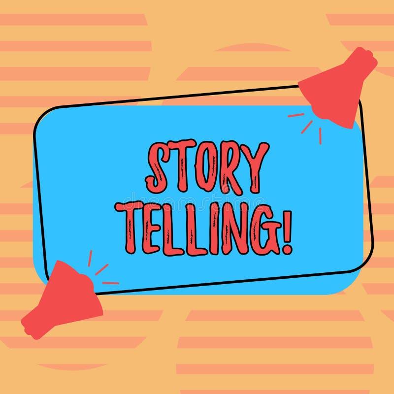 Говорить рассказа текста сочинительства слова Концепция дела для говорит или пишет рассказы делит личный мегафон опытов 2 с иллюстрация штока