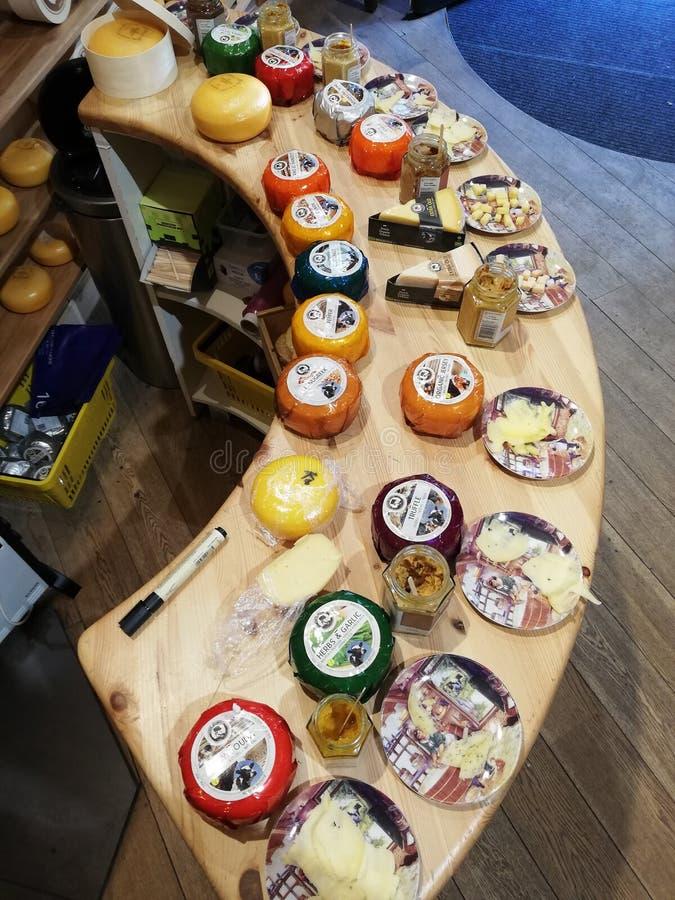 Голландский сыр стоковое фото rf