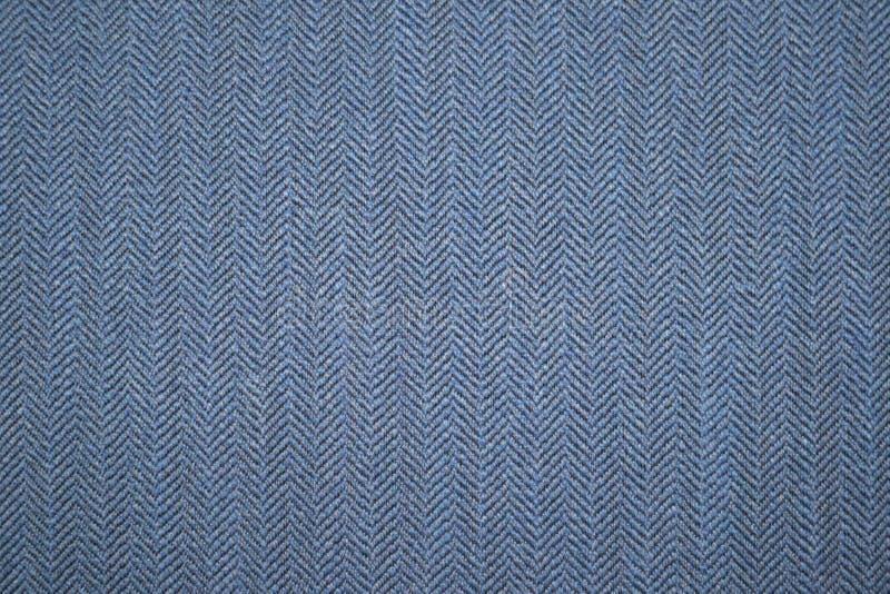 Голубая текстура джинсовой ткани джинсов Джинсы помыли предпосылку Striped рубашки индиго Картина ткани вектора джинсовой ткани б стоковые изображения rf