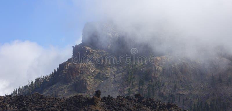Гора Anaga в Тенерифе, Испании, Европе стоковая фотография