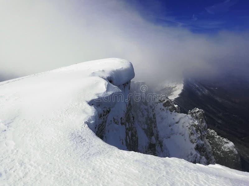 Гора-Trem Сувы стоковое фото rf