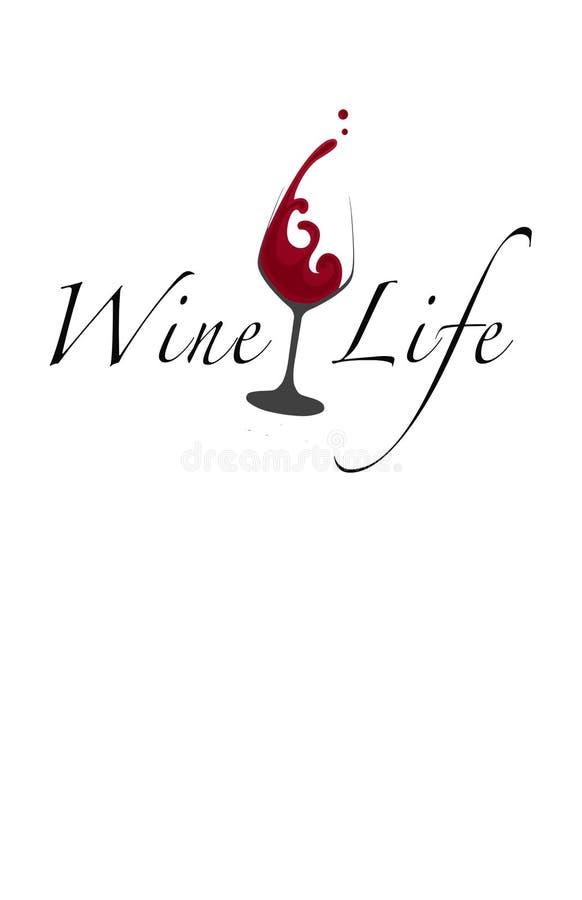 Жизнь вина стоковая фотография rf