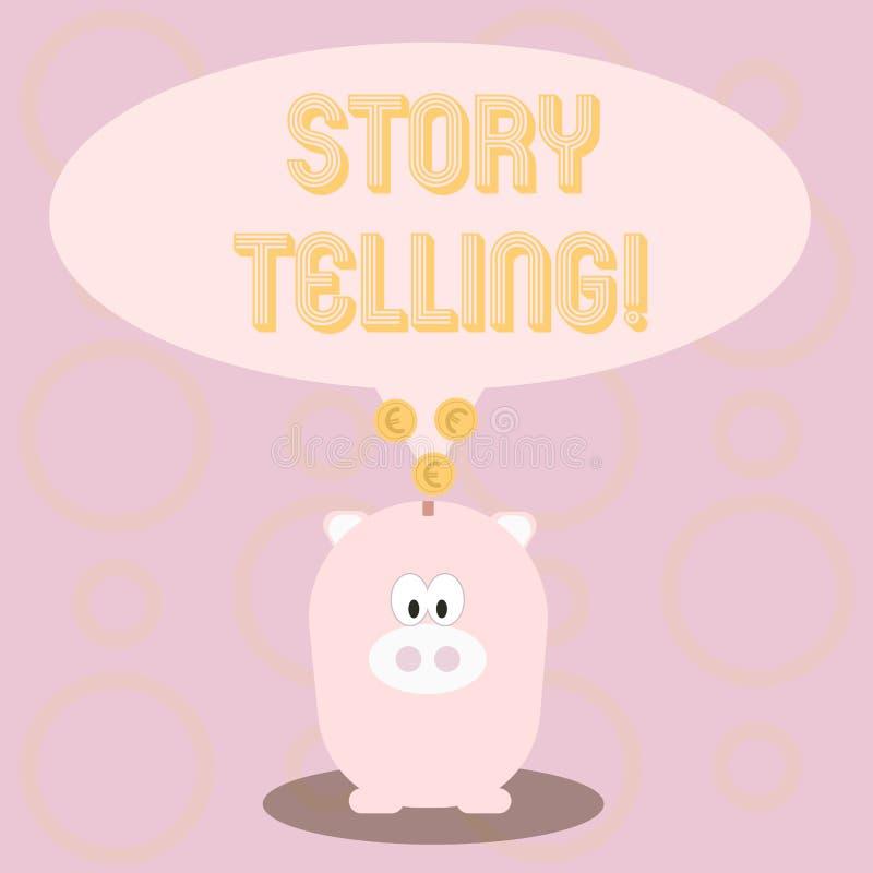 Знак текста показывая говорить рассказа Схематическое фото говорит или пишет рассказы делит личные опыты бесплатная иллюстрация