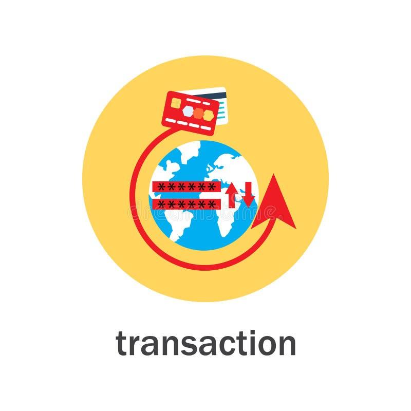 Значок сделки денег по всему миру бесплатная иллюстрация