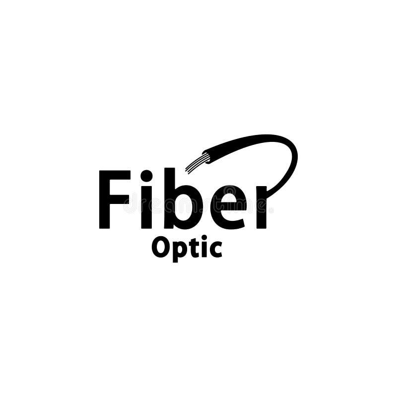 значок оптического волокна логотипа Элемент значка доступа в интернет Наградной качественный значок графического дизайна Знаки и  иллюстрация штока