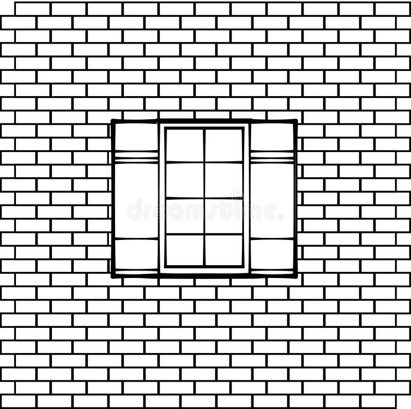 здание кирпича украшает снаружи к используемому окну стены бесплатная иллюстрация