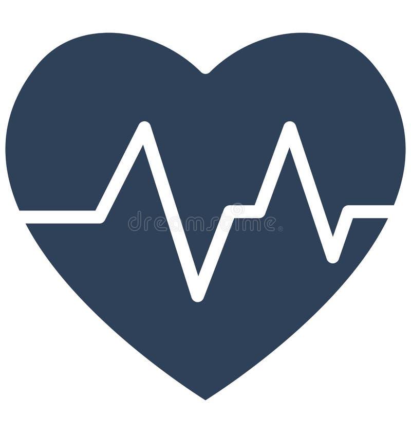 Здравоохранение изолировало значок вектора который может легко доработать или отредактировать изолированный здравоохранением знач бесплатная иллюстрация
