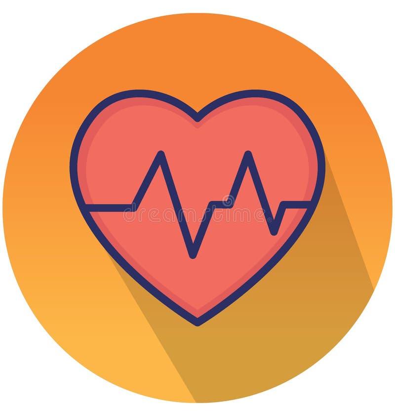 Здравоохранение изолировало значок вектора который может легко доработать или отредактировать иллюстрация вектора