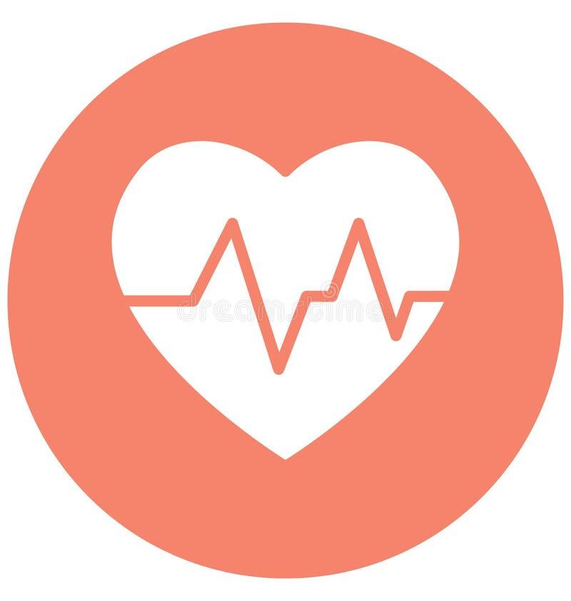 Здравоохранение изолировало значок вектора который может легко доработать или отредактировать бесплатная иллюстрация