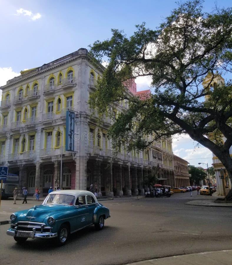Интересовать на улицах Гаваны стоковые изображения rf