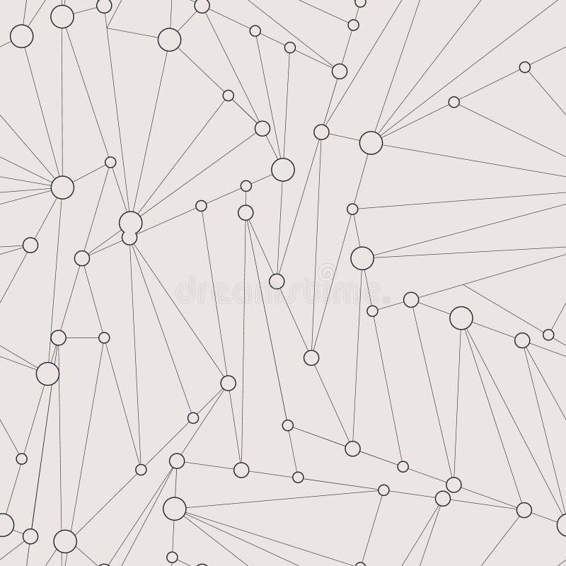 Картина сети безшовная бесплатная иллюстрация