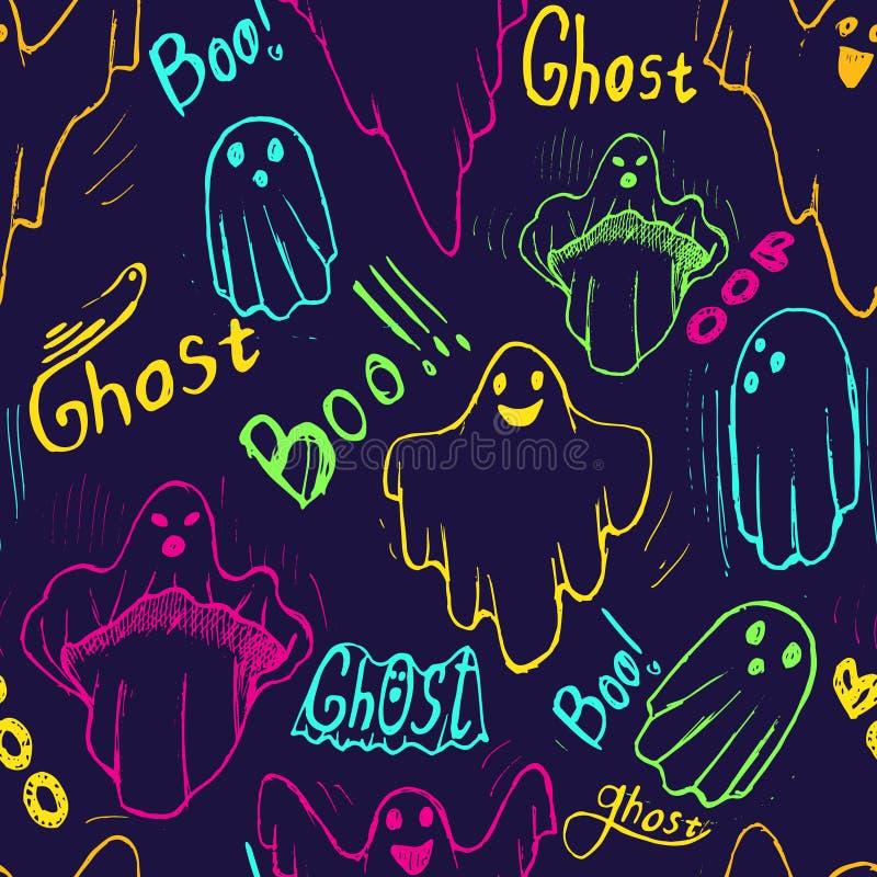 Картина с притяжкой руки призрака шепота бесплатная иллюстрация