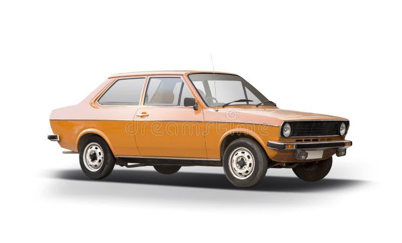 Классицистический немецкий автомобиль стоковое изображение