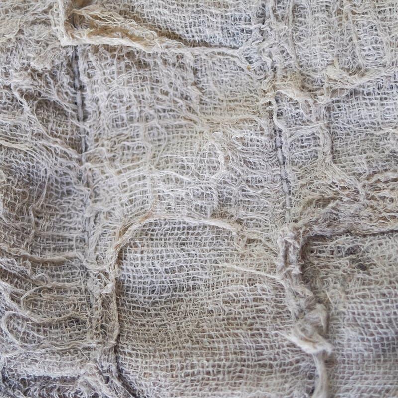Куски ткани лохмотий стоковое фото rf