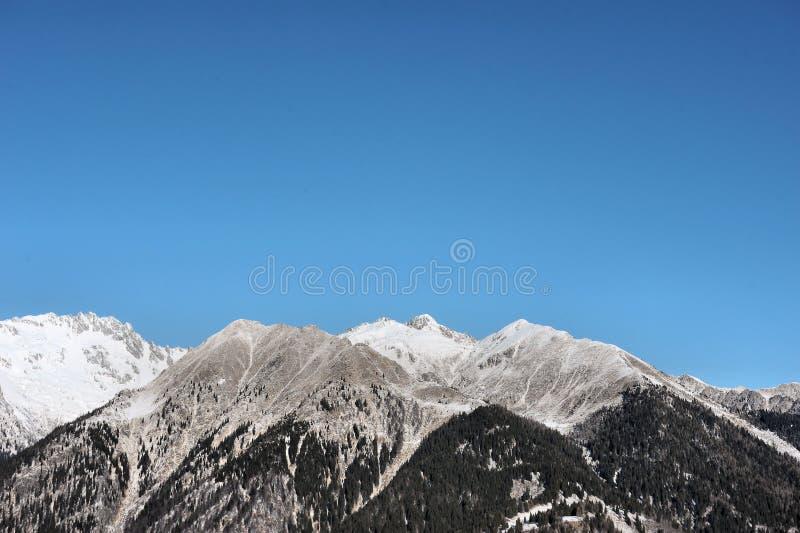 Красивый ландшафт горы - Trentino, доломиты, Италия, Европа стоковое изображение