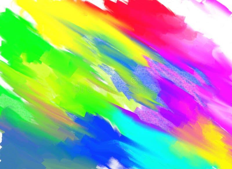 Красочные текстурированные предпосылка/конспект красочный/предпосылка & текстура стоковое фото rf