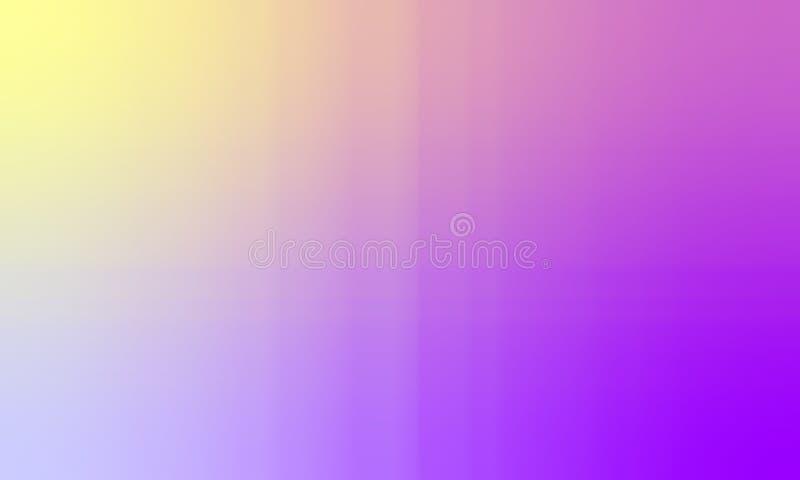 Красочный дизайн вектора предпосылки текстуры нерезкости, красочная запачканная затеняемая предпосылка, яркая иллюстрация вектора иллюстрация штока