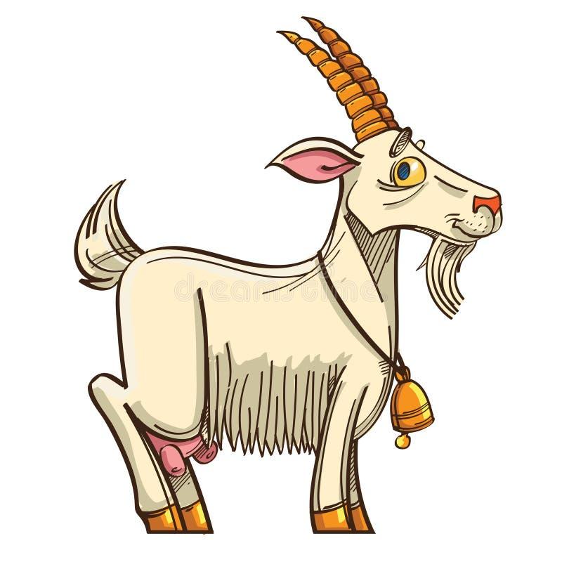 Коза в мультиках картинки