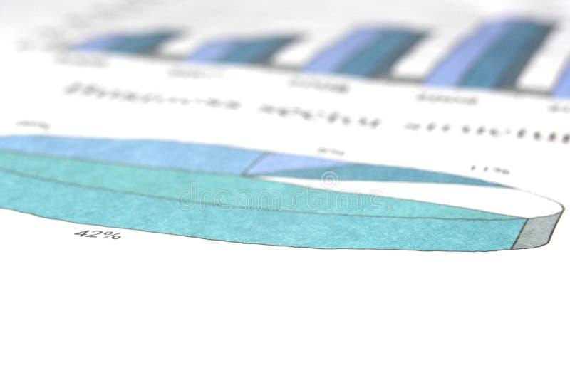конец вверх составлять дела показа диаграммы дополнительная форма дела предпосылки стоковые изображения