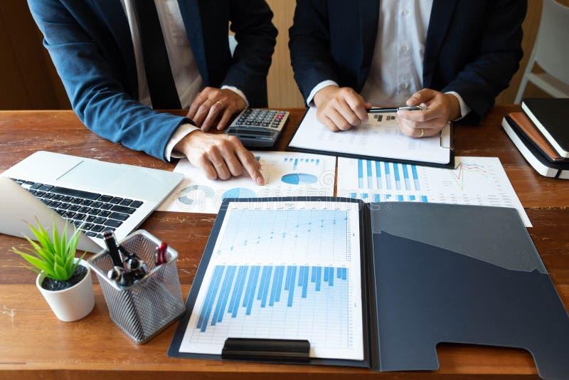 Консультант бухгалтерии, планирование финансового планирования консультанта бизнес-консультанта финансовое стоковые изображения