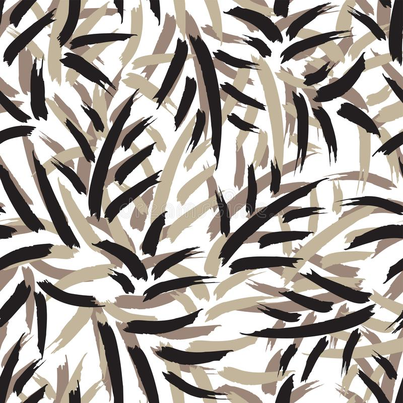 Лист распыляют картину вектора бесплатная иллюстрация