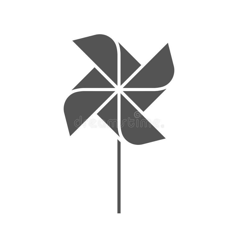 Логотип pinwheel бесплатная иллюстрация