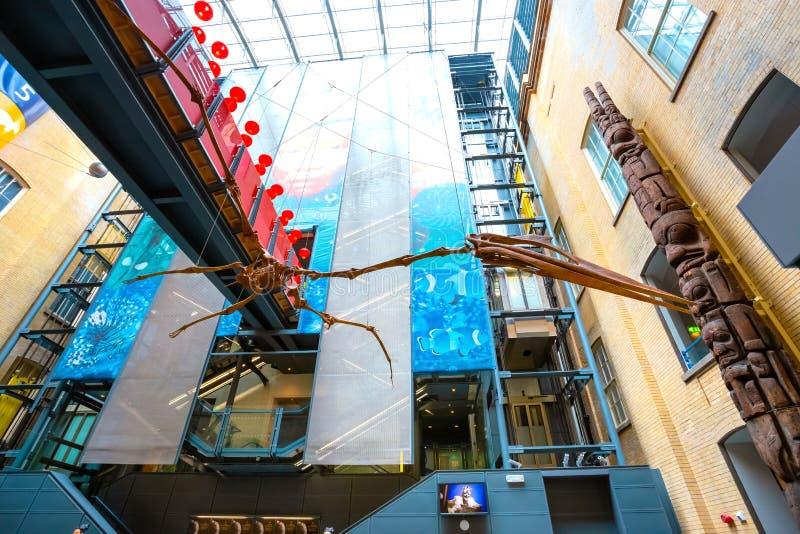 Музей Ливерпуль мира в Ливерпуле, Великобритании стоковое изображение rf