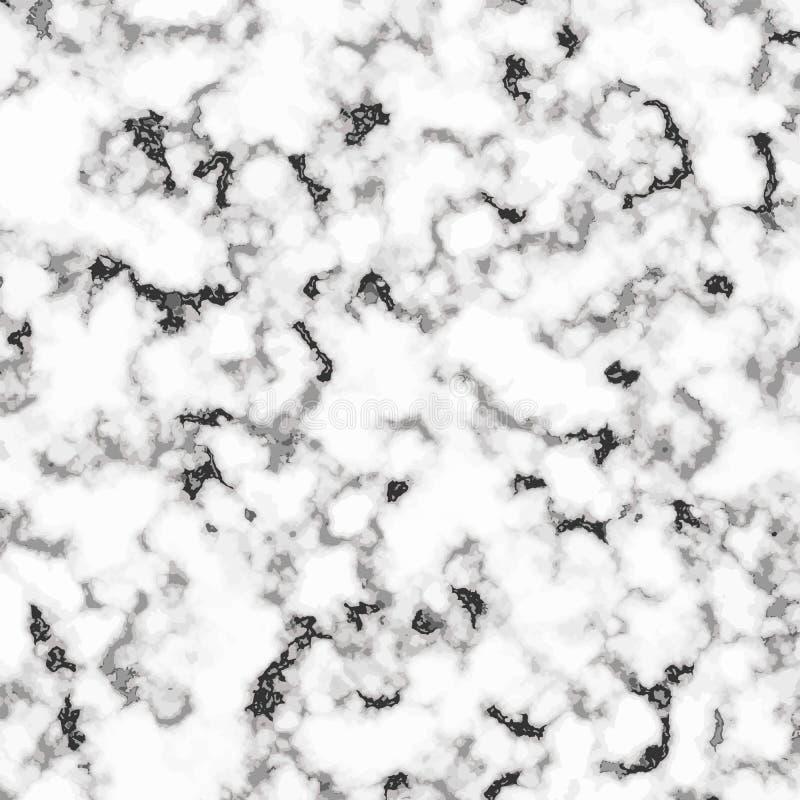 Мраморная предпосылка вектора текстуры Абстрактная предпосылка для создания программы-оболочки ткани, плитки, дизайна интерьера и бесплатная иллюстрация