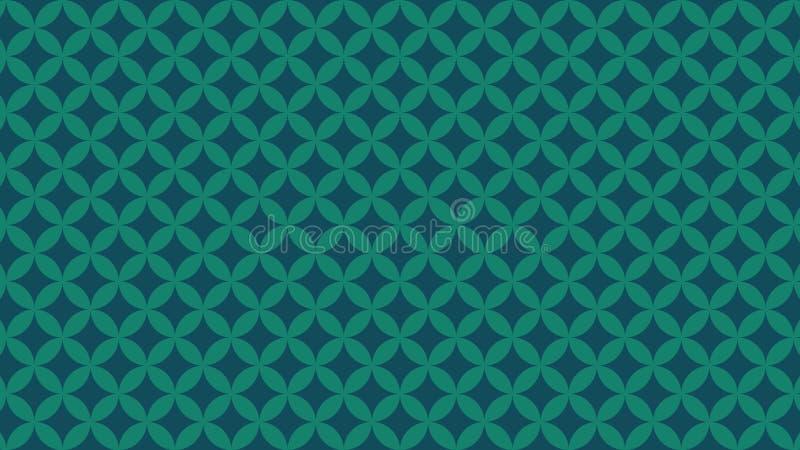 Модная геометрическая предпосылка иллюстрация штока